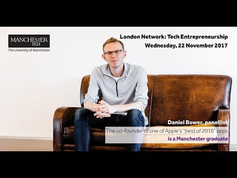London Network: Tech Entrepreneurship - November 2017