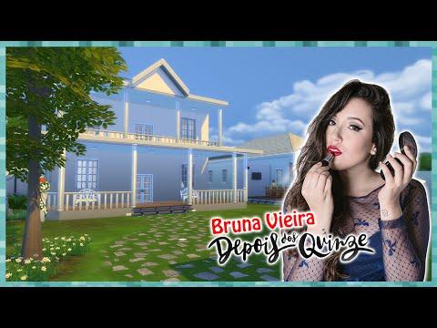 The Sims 4: CASA DA BRUNA VIEIRA  Build rs House