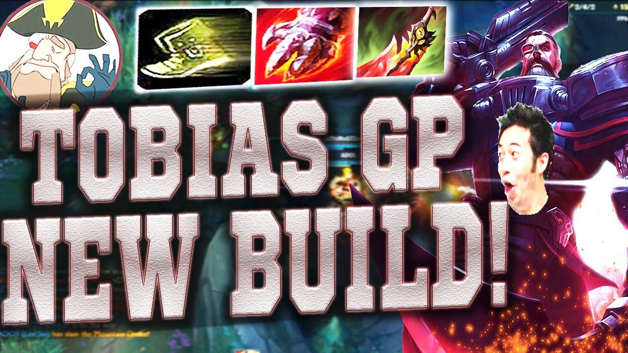 Gangplank Build S
