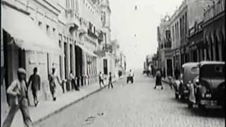 """Ponta Grossa em 1936 (filme """"Cidades do Paraná"""")"""