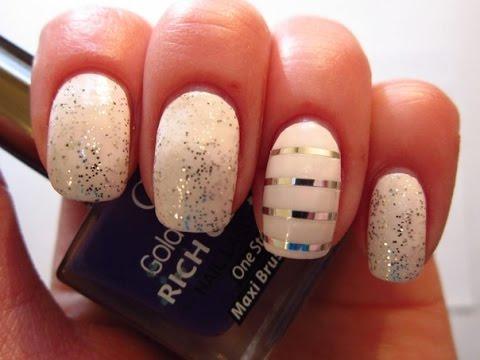 Дизайн ногтей со скотч лентой 40 фото новинок Модный 36