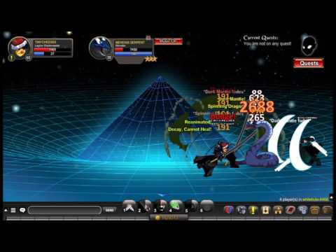 =AQW= How to get the Dark Flaming Fists