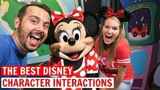 THE BEST DISNEY CHARACTER INTERACTIONS | Epcot | WDW Vacation June 2017 Day 3, Part 1