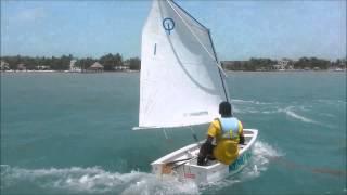 Optimist Sailing Lessons