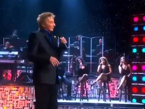 Barry manilow it never rains