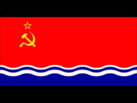 Soviet Latvian Anthem
