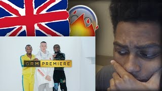 AMERICAN FIRST REACTION TO UK RAP DRILL/GRIME ft. Aitch, Lady Leshurr, OFB SJ/Dee One & MORE!