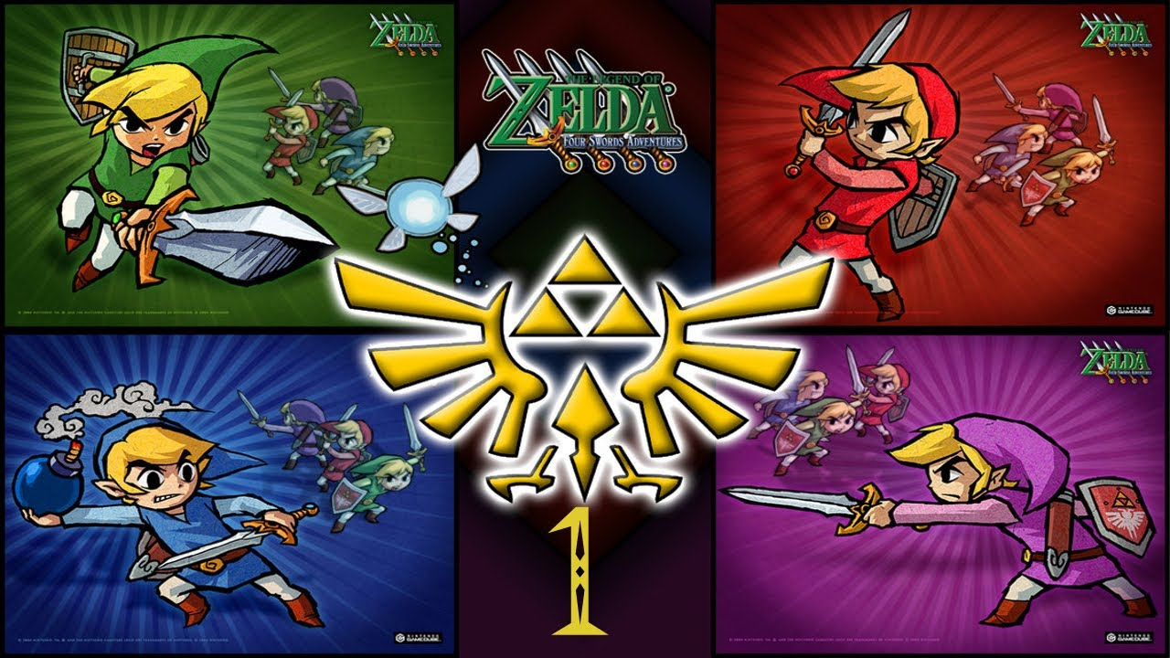 Image result for Four swords