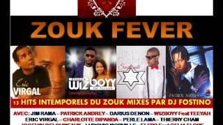 DJ FOSTINO - Zouk Fever (Fév 2015)