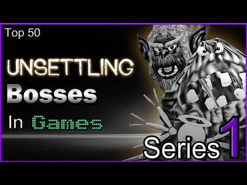 Top 50 Disturbing Bosses In Games