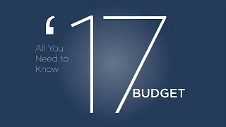 Irish Budget 2017 - All you need to know in 2 minutes