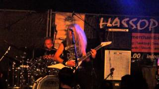 Argonath - Fires in the Night @ Metal for MS Genk 27-09-2014