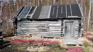 Домик, в котором мы отдыхали в Карелии