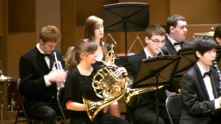 The Thunderer by John Philip Sousa - National Youth Band of Canada(NYB)