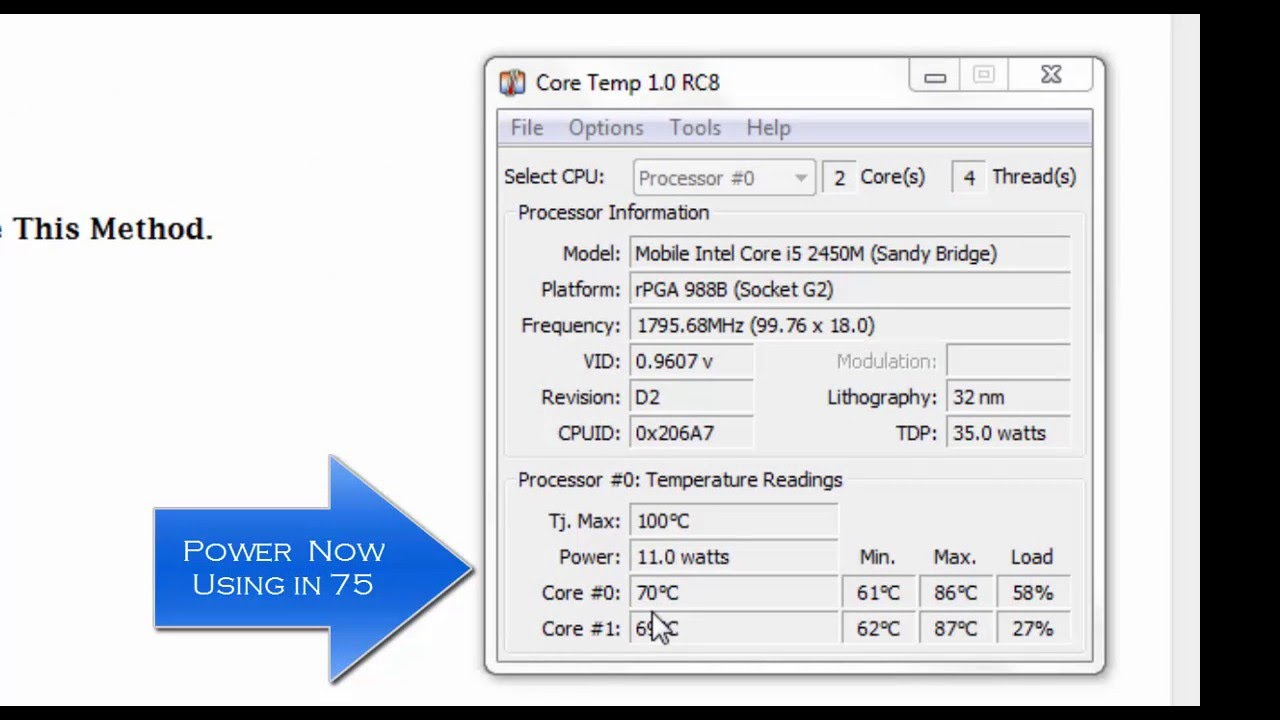 Solve Laptop Fan Noise and Heat Temperature Without Software [FIX]