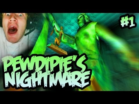 [Funny, Horror] Amnesia: PewDiePies Nightmare - THAT P*NIS IS HUGE, I MEAN THAT STEPHANO IS HUGE