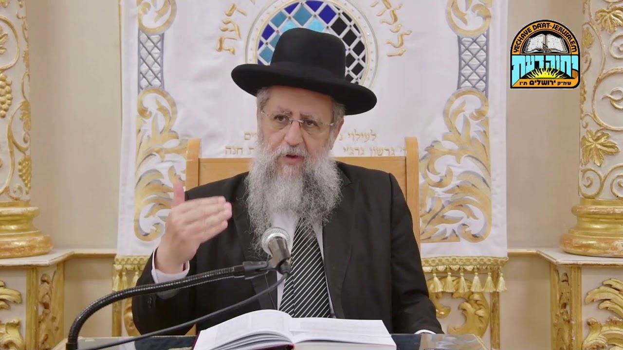 הרב דוד יוסף - זמן אמירת הסליחות ומעשה רב ממרן זצל