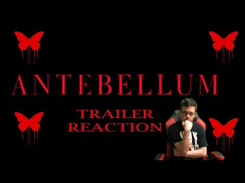 Antebellum Trailer #2 (2020) | REACTION