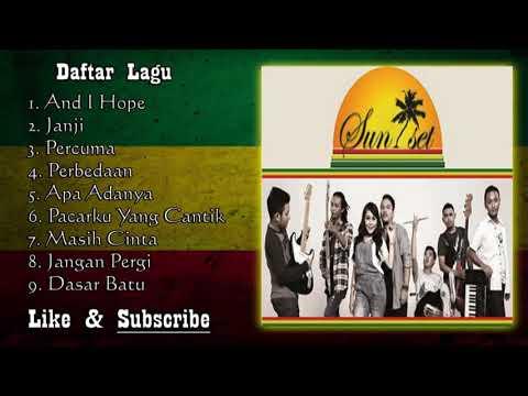 Lagu reggae sunset terbaik
