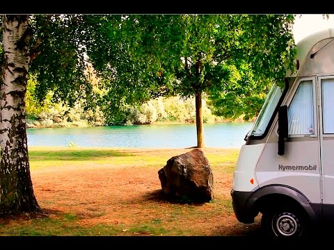 Reisebericht Camping Riedsee (Hessen) September 2015