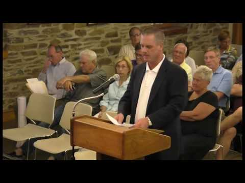 2016 June 6 Upper Providence Township BOS  Meeting