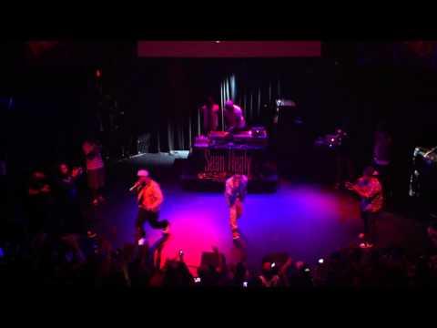 Kendrick Lamar - Night Of The Living Junkies (Live) @ The Key Club