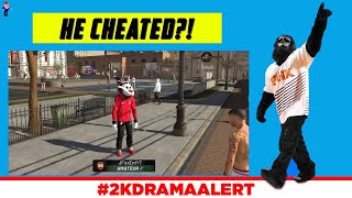 FIRST 98 OVERALL ON NBA 2K19 CHEATED?? TOP REP DRAMA vs. ANNOYING vs. NADEXE EXPOSED