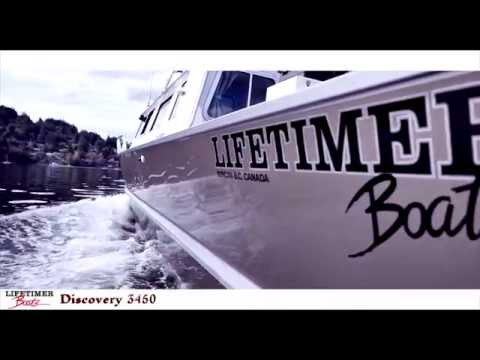 Lifetimer Boats | Discovery 3450 | Duncan, Vancouver Island