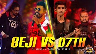 FM Derana Attack Show Studio - D7th Vs Beji