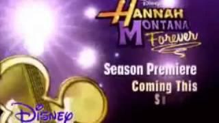 Hannah Montana Forever Trailer