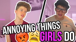 One of Max Ragan's most viewed videos: ANNOYING THINGS GIRLS DO!