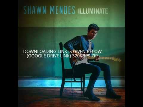 Shawn Mendes - Illuminate Album Zip (Google Drive Link)
