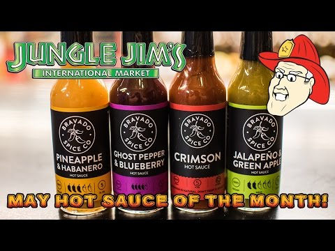 Jungle Jim's Hot Sauce of the Month May 2017