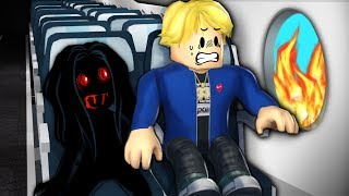My ROBLOX Airplane experience...