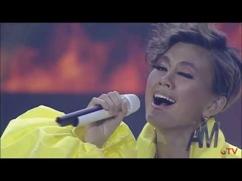 FULL PERFORMANCE OF AGNEZ MO HUT GTV AMAZING 16TH