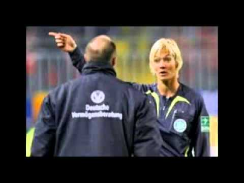 Bibiana Steinhaus - Beste Schiedsrichterin der WM 2011