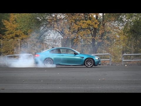 HOONIGAN | BMW M3 E92 FABSPEED | DRIVE IT LIKE YOU STOLE IT
