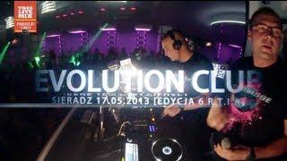 Video Live Mix 51min Evolution  Sieradz Clubbasse & Hazel) [edycja 6 R.T.I.A]