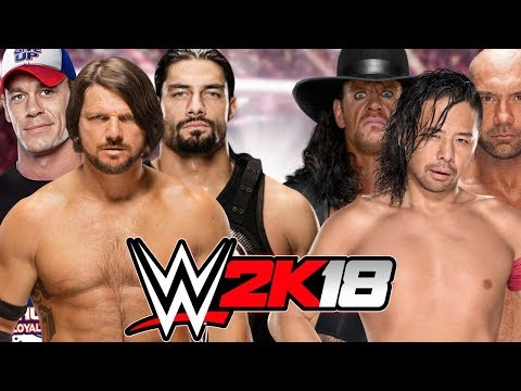 John Cena , Aj Styles and Roman Reigns vs The Undertaker, Shinsuke Nakamura and Batista