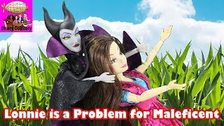 Lonnie is a Problem for Maleficent  Part 4  The Curse of Black Dragon Disney