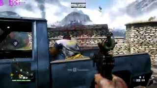 Far Cry 4 on G3258+Radeon R9 290 OC Max Settings