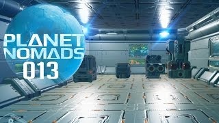 PLANET NOMADS [013] [Jetpack & Exploration Suite Upgrade] Let's Play Gameplay Deutsch German thumbnail