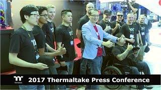 Computex 2017 Thermaltake Opening Ceremony