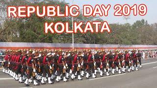 Republic Day 2019 Kolkata | Kolkata Red Road Parade | 26th January | 70th Indian Republic Day | EP 2