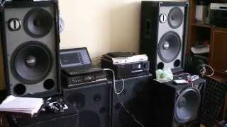 BEYMA G550 900wat AES bass i love you