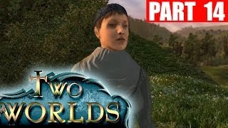 Two Worlds Part 14: Seeking Ho | Two Worlds Epic Edition Gameplay Walkthrough + Playthrough
