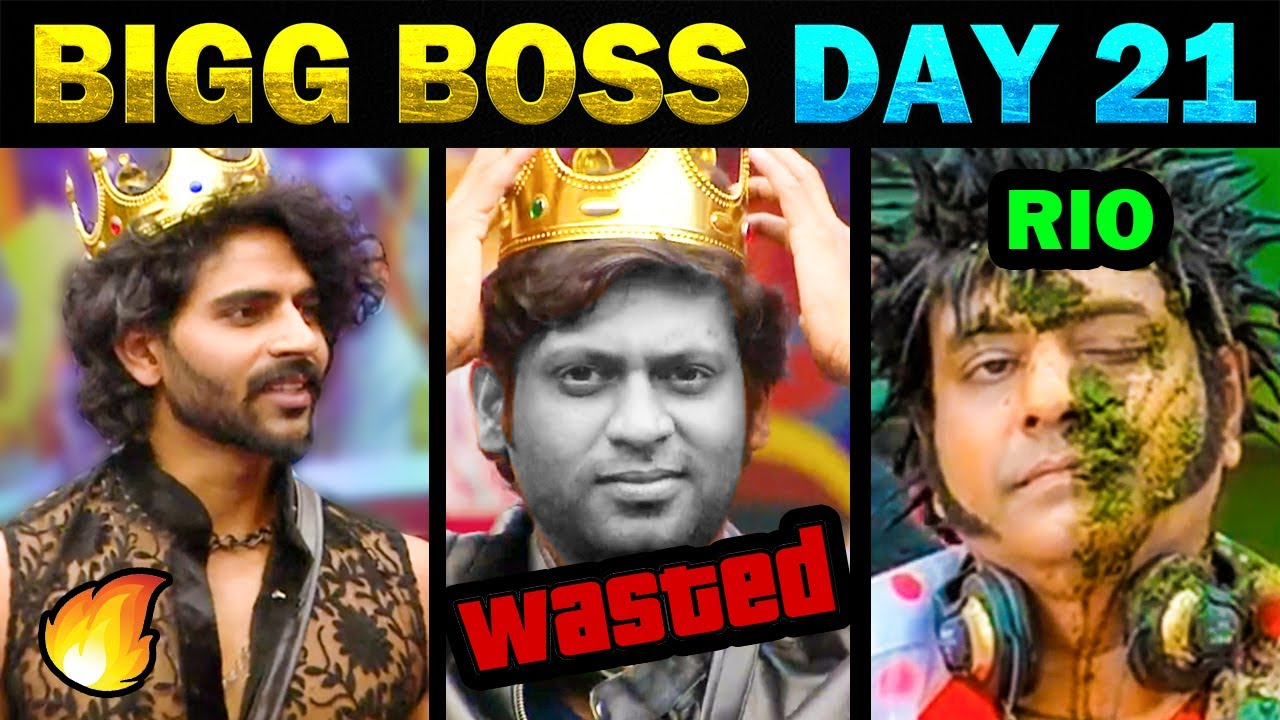BIGG BOSS 4 TROLL TODAY TRENDING DAY 21   25th October 2020   NO EVICTION ELIMINATION THIS WEEK