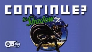 The Shadow (SNES) - Continue?