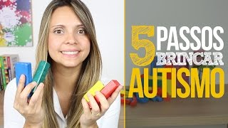 Como brincar com uma criança autista | Papo de Fono #9