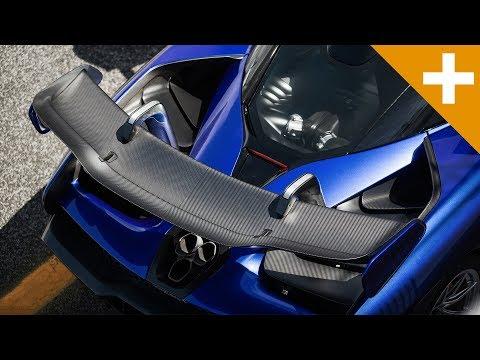 The Lightweight Engineering Of McLaren Senna - Carfection +